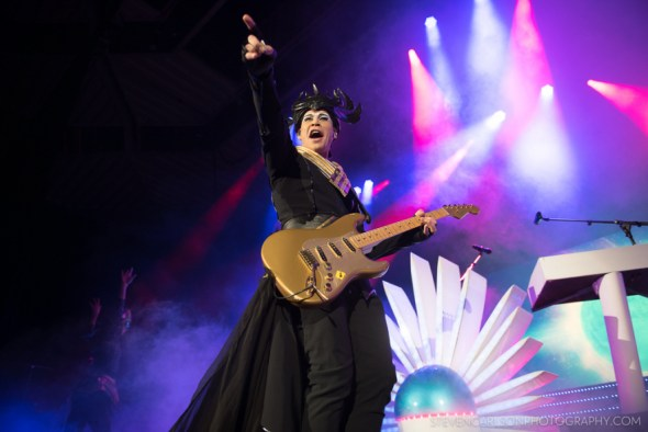 Best Live Music Acts of 2015 #8 - Empire of the Sun