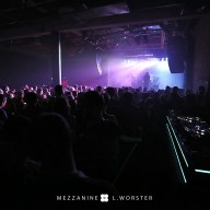 Young Fathers at Mezzanine - 04.15.16