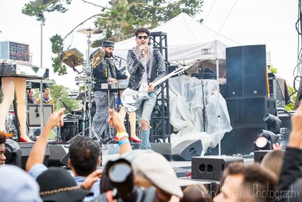 SF Oysterfest 2016 - Chromeo