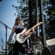 BottleRock Napa Valley 2016 - The Joy Formidable
