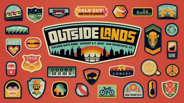 Outside Lands 2016