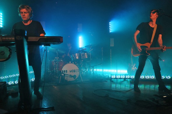 Best Live Music Acts of 2015 #23 - Bob Moses