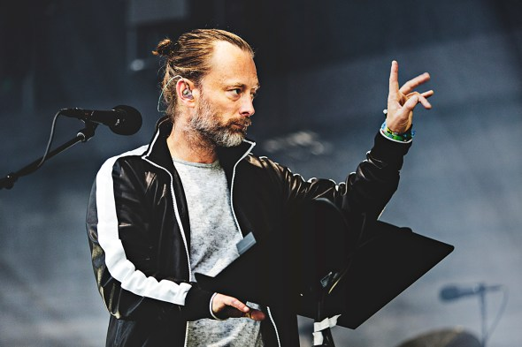 Radiohead at Outside Lands 2016