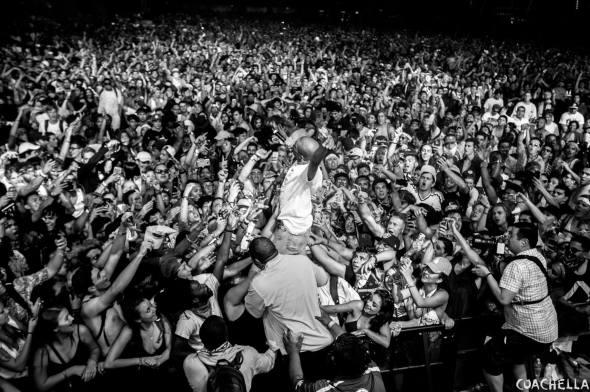 Coachella 2016 - Vince Staples