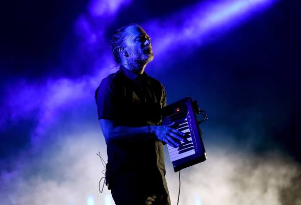 Coachella 2017 - Radiohead