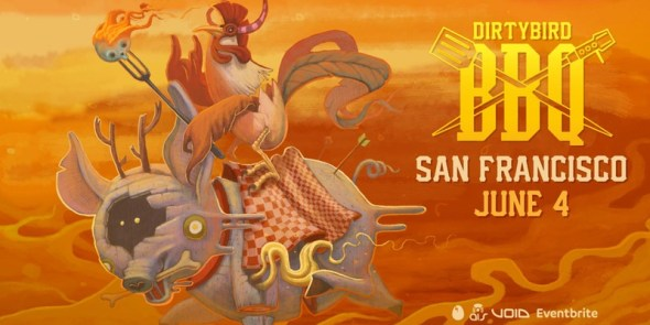 Dirtybird BBQ San Francisco 2017