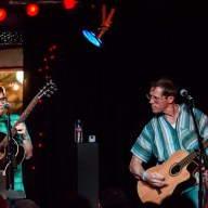 Rivers Cuomo with Jason Cropper