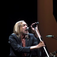Cal Jam 18 - Iggy Pop with Post Pop Depression