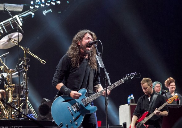 Cal Jam 18 - Foo Fighters