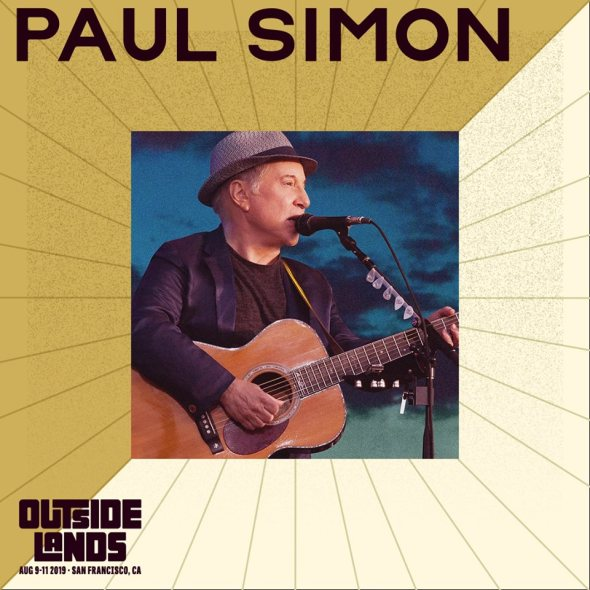 Outside Lands 2019 - Paul Simon