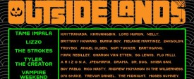 Outside Lands - 2021 lineup
