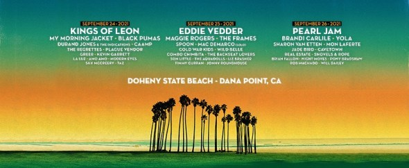 Ohana Festival - 2021 lineup