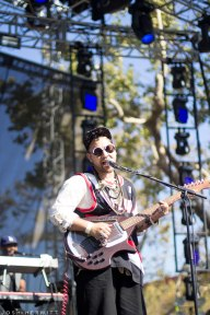 FYF Fest 2015 - Unknown Mortal Orchestra