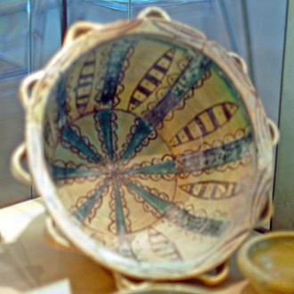 varpos keramika)