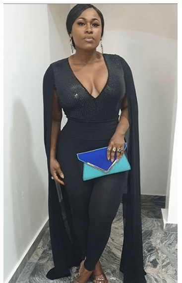Uche Jombo defines beauty and class in this photo - Talk