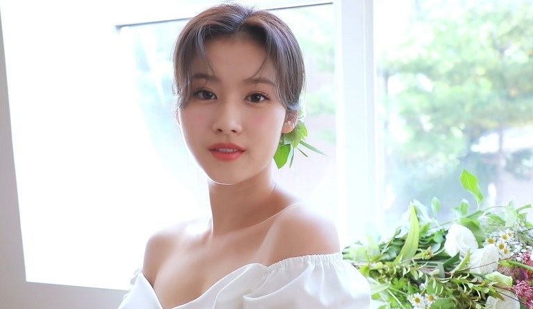 Twice: Sana Slays With Stunning Looks in Her First Ever Photobook