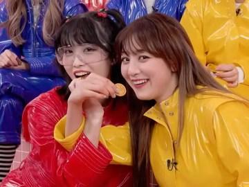 Twice: Momo - Jihyo