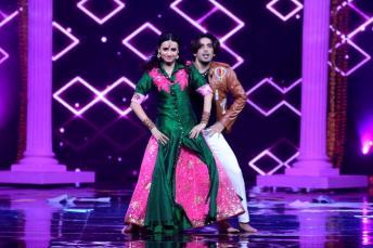 Mohit and Sanaya