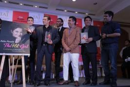 L-R(Imran Khan,Salman Khan,Jackie Shroff,Ajay,Sanjay & Karan Mago