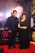 Salman Khan with Asha Parekh