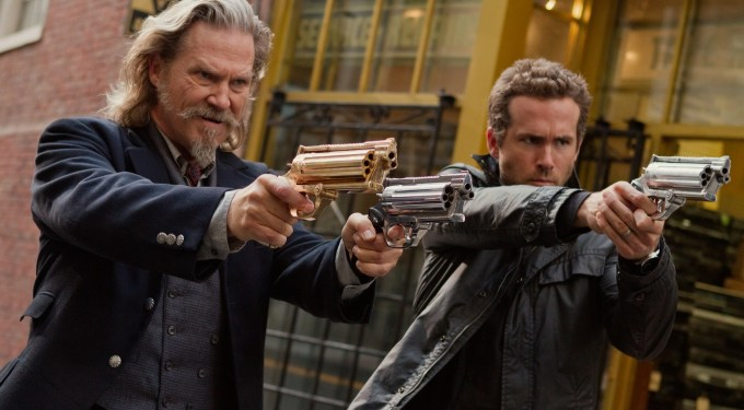 'R.I.P.D' – 3 questions with Jeff Bridges and Ryan Reynolds