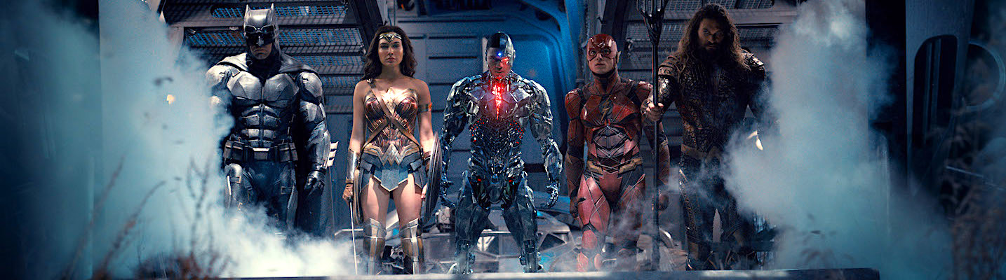 The New 'Justice League' Trailer Is Here!