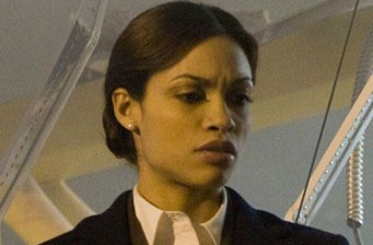 Rosario Dawson: interview on 'Eagle Eye'