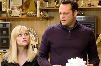 'Four Christmases' – second week at #1!