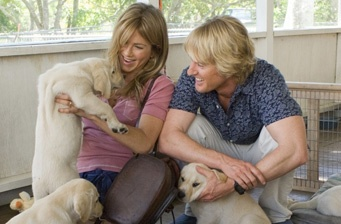 'Marley and Me' is #1 at box office