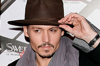 Johnny Depp to play Frank Sinatra?