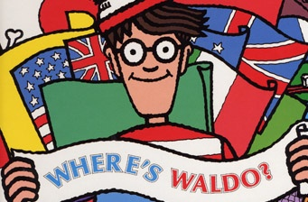 'Where's Waldo?' to be found on the big screen