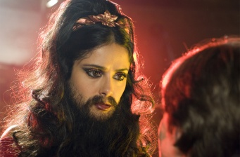 Salma Hayek in 'Cirque Du Freak'
