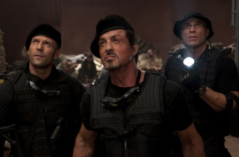 'The Expendables' is #1 for a second week