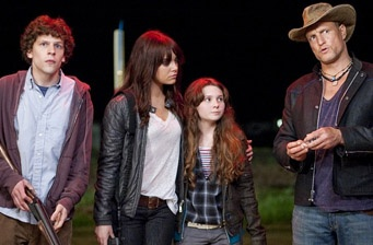 'Zombieland' is No. 1 at the Box Office