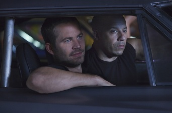 ¡'Fast Five' is #1 in the box office!