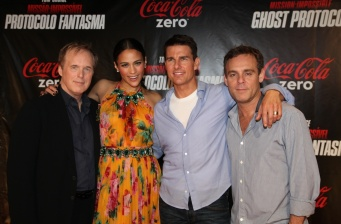 'Mission Impossible:Ghost Protocol' #1 at the box office