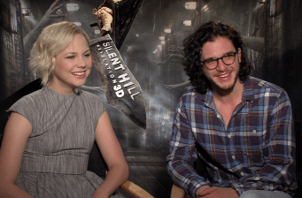 "Video Interview: Stars of ""Silent Hill: Revelation 3D"""