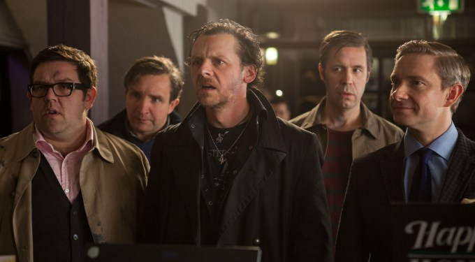 The World's End (Movie Review)