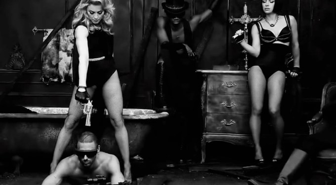 (Video) Madonna's Call For Revolution, Success Or A Joke?