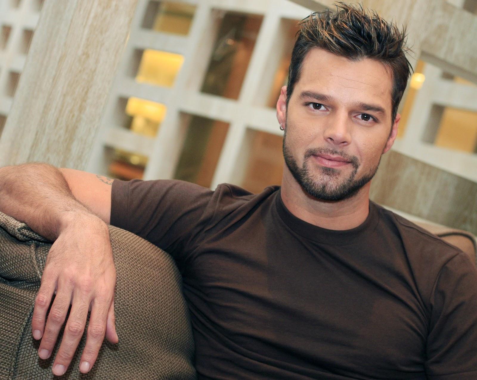 Ricky Martin Writes First Children's Book - ShowBizCafe.com