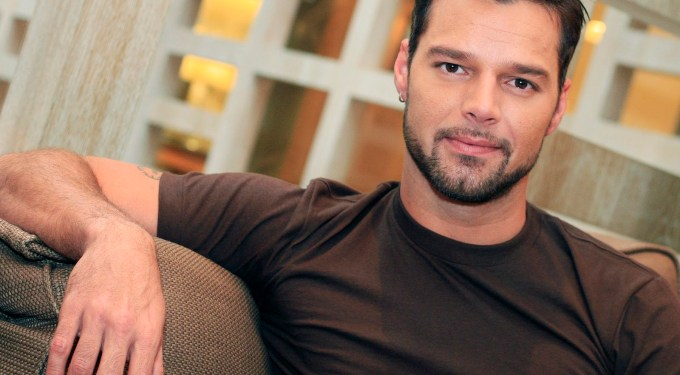 Ricky Martin Writes First Children's Book