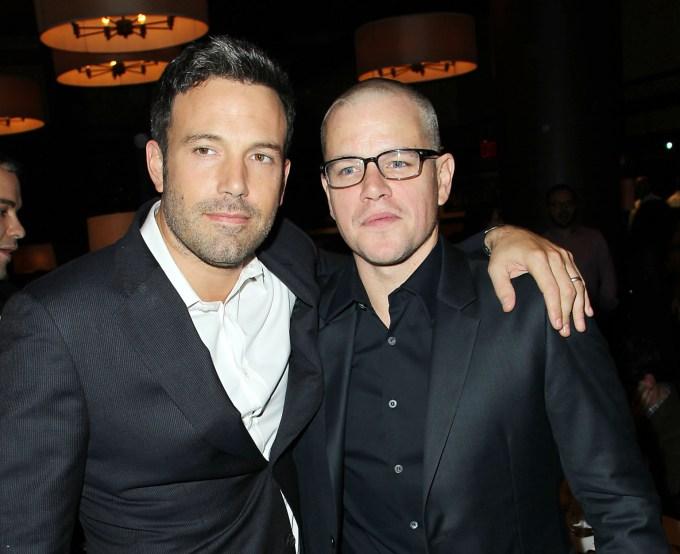 """New York Premiere of Warner Bros. New Film """"Argo"""""""