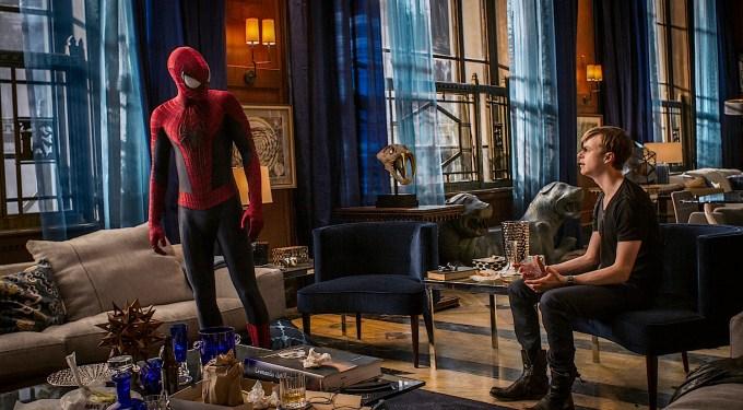 "Peliculeando: ""The Amazing Spider-Man 2,"" ""The Protector 2"""