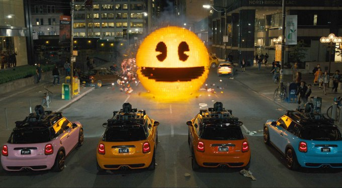 Pixels (Movie Review)
