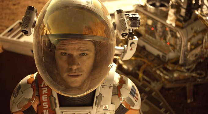The Martian (Movie Review)