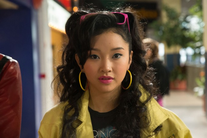 DF-00144 Lana Condor is Jubilation Lee / Jubilee in X-MEN: APOCALYPSE.