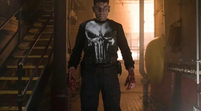 Watch Trailer #2 Of Netflix's 'The Punisher'