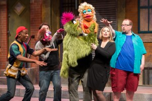 Avenue-Q-Mercury-Theater-Chicago-Donterrion-Johnson-Dan-Smeriglio-Thom-VanErmen-Stephanie-Herman-Sean-Patrick-Faw1