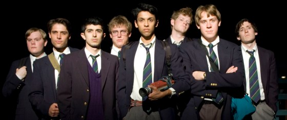 Timeline Theatre's THE HISTORY BOYS