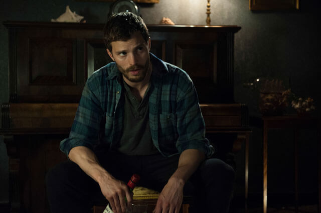 Gillian Anderson The Fall Wallpaper Jamie Dornan Interview The Fall Sex Appeal Once Upon